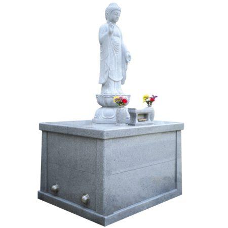 阿弥陀堂墓苑(川口市)永代供養墓