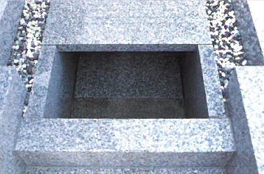 納骨室(カロート)