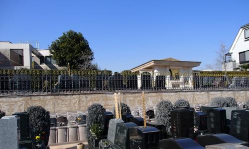 聖和苑 墓地