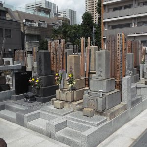 玉窓寺【墓地】