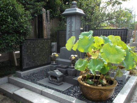 長善寺【歴代住職のお墓】