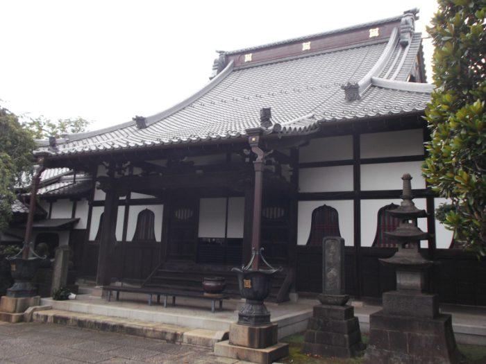 福相寺本堂