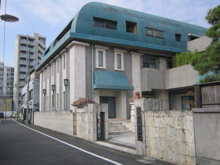 増林寺 江東区深川【会館と山門】