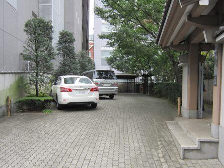 常照院【駐車スペース】