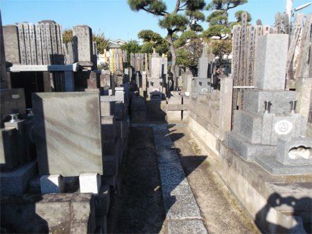 十念寺【墓地】
