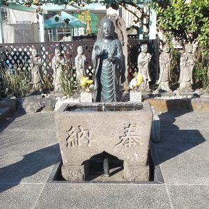 十念寺【みぬぐい地蔵】