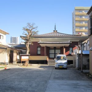 安楽寺【駐車場】