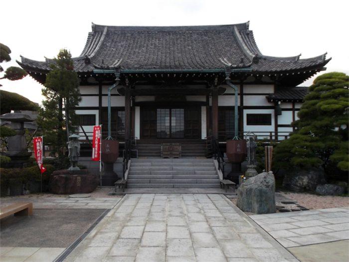 江戸川区西一之江 円福寺【本堂】
