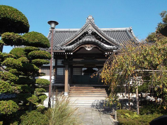 江戸川区南小岩 円蔵院【本堂】