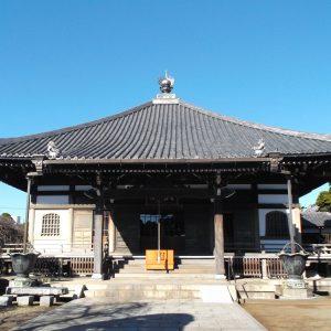 杉並区荻窪 中道寺
