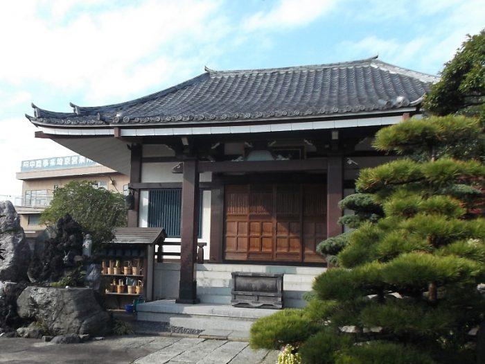 足立区 大行寺【本堂】