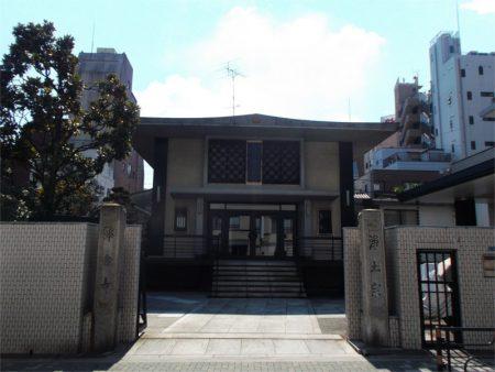 台東区蔵前 浄念寺