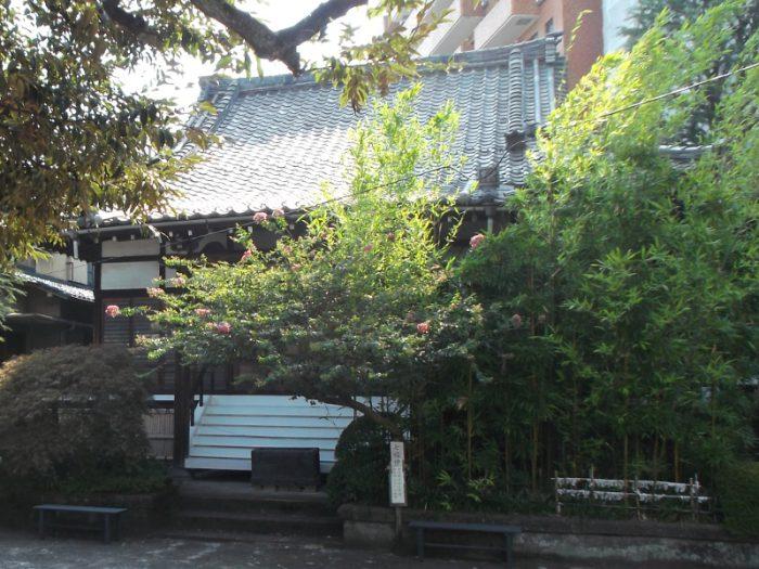 妙円寺 白金台【本堂】
