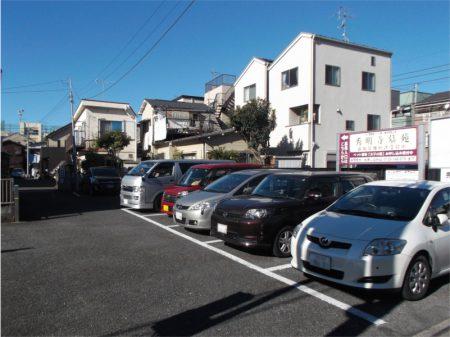 秀明寺【駐車場】