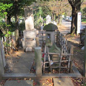 ハチ公のお墓