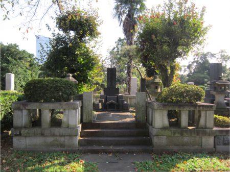 犬養剛のお墓