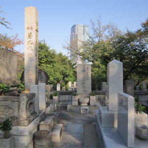 市川團十郎のお墓