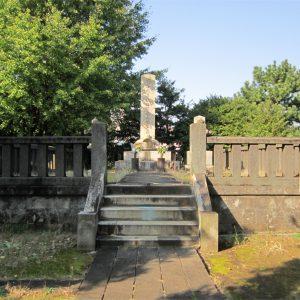 大久保利通のお墓