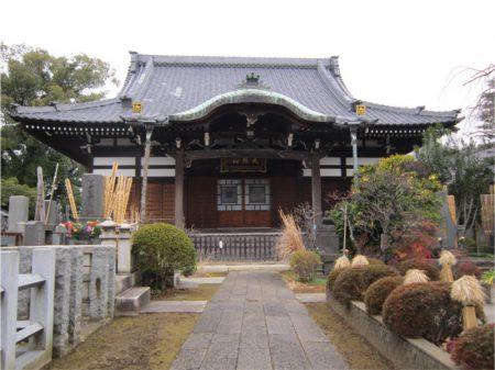 感應寺【本堂】