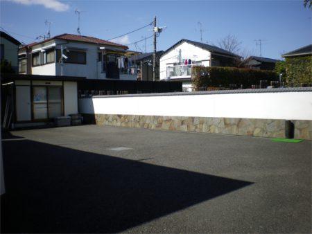 妙見寺 駐車場