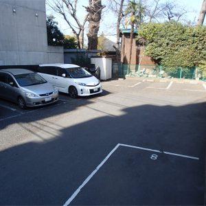 無量寺 駐車場