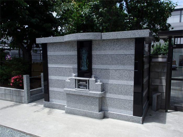 隅田川せせらぎ霊園 永代供養墓