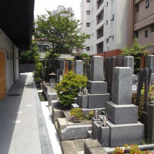 龍澤寺【墓地】