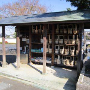 高西寺 水屋
