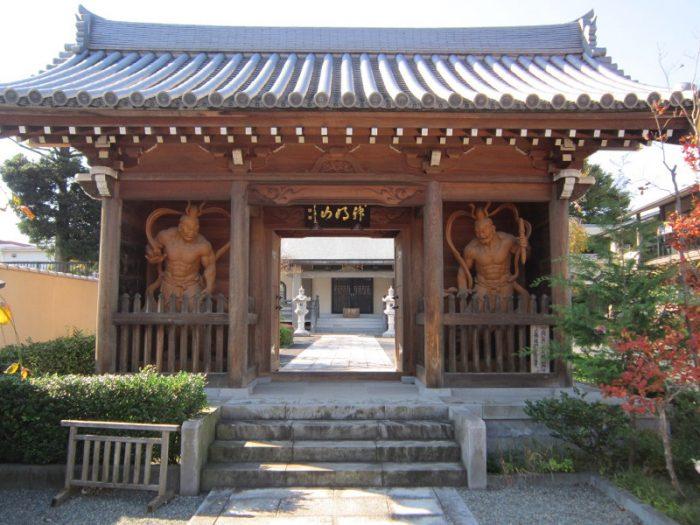 高西寺 山門