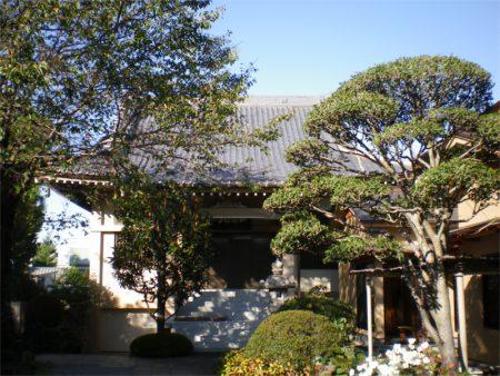 松應寺 本堂