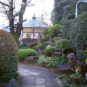松應寺 庭園