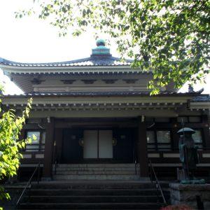 日曜寺 本堂