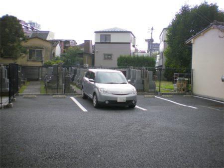 遍照寺 駐車場