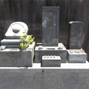 雄松院 度会園女の石碑