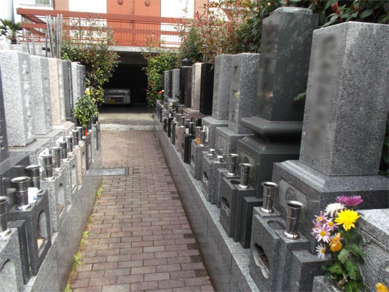東上野霊苑 墓地