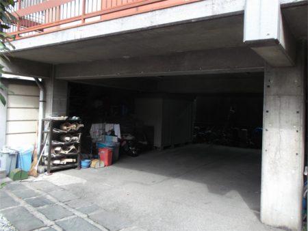 東上野霊苑 駐車場