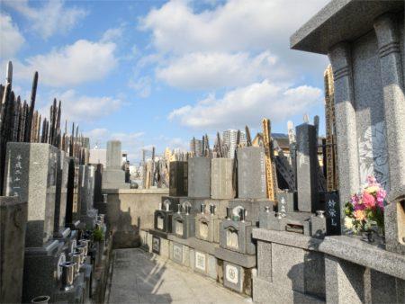 本立院 墓地