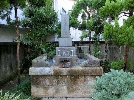 間宮林蔵のお墓