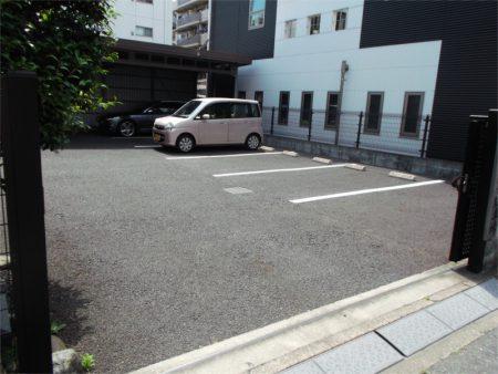 圓通寺 駐車場