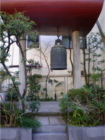 妙教寺 銅鐘