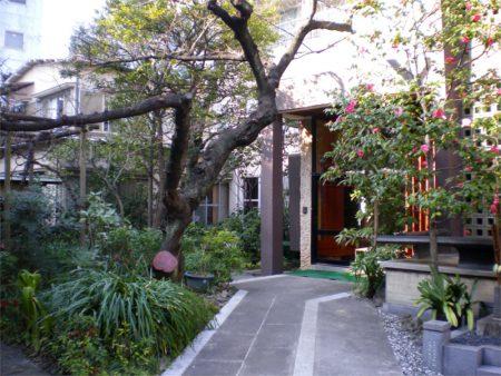 妙教寺 庭園