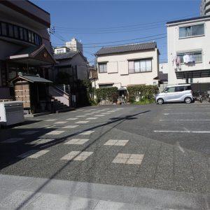 長安寺 駐車場