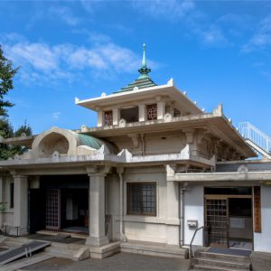 和田堀廟所 本堂