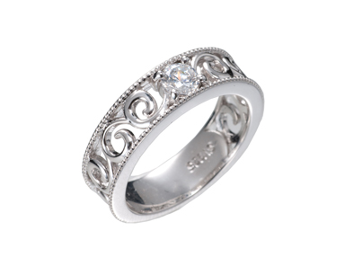 DR013 Diamond Ring