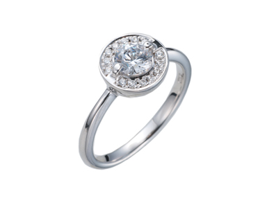 DR014 Diamond Ring