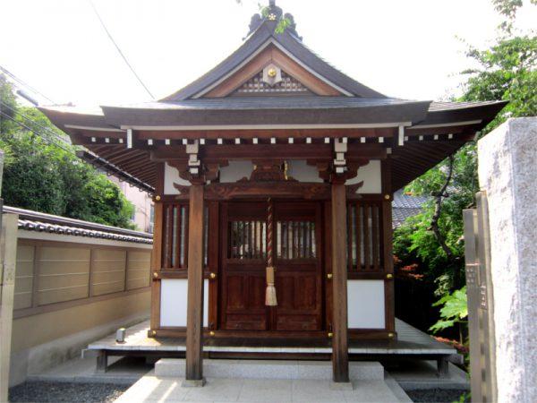 妙円寺 毘沙門堂