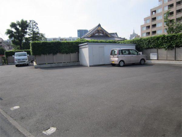 妙円寺 駐車場