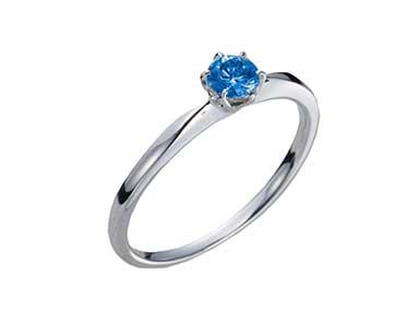 SpR001 Sapphire Ring