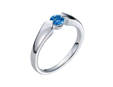 SpR004 Sapphire Ring