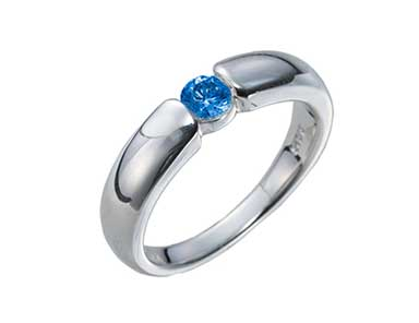 SpR005 Sapphire Ring